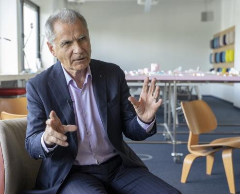 Prof. (em.) Dr.-Ing. Bernd Hillemeier